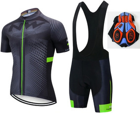 comprar lujo ahorre hasta 80% varios colores Uniforme Ropa Ciclismo Sky Negro Mtb Ruta Tirantas Quickdry