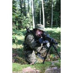 uniforme tactico camuflado urbano paintball -  airsoft - ge1
