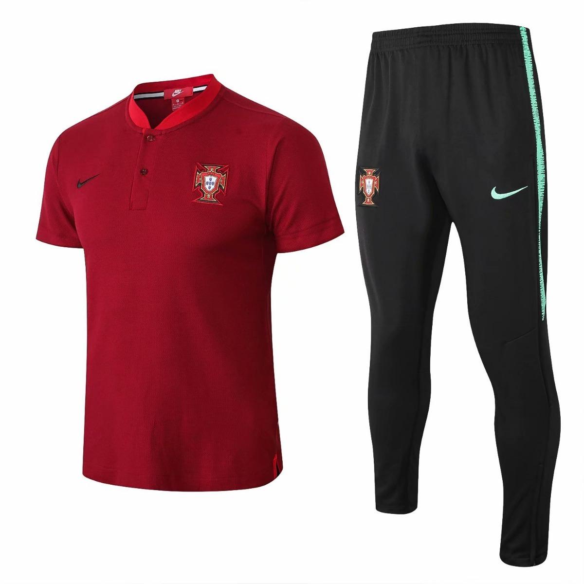 uniforme treino de portugal copa do mundo 2018. Carregando zoom. 378d08dc2f961