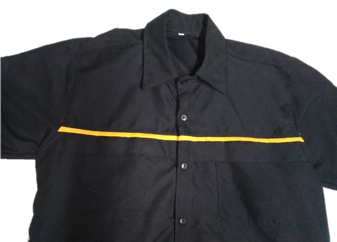 uniformes camisa manga empresa negocio colores bordados pers. Cargando zoom. 973f09fcab570