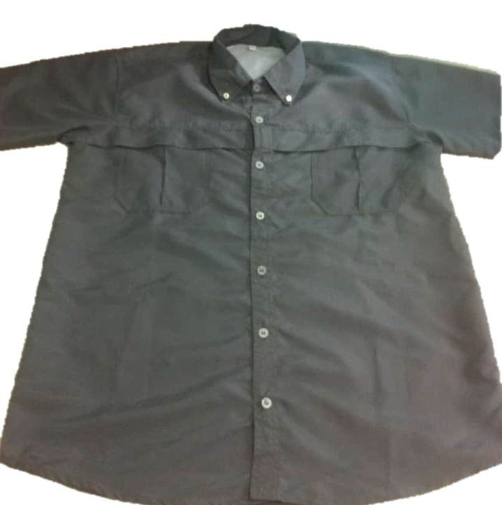 Uniformes Camisa Manga Empresa Negocio Colores Bordados Pers - Bs ... a9266beab84d8