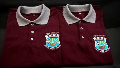 uniformes camisetas polo buena calidad