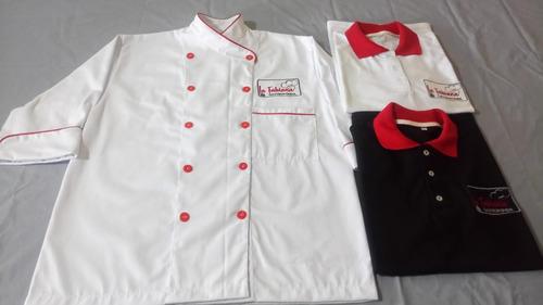 uniformes chalecos chompas camisetas polo pantalones