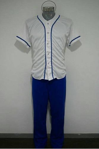 uniformes de beisbol unitallas