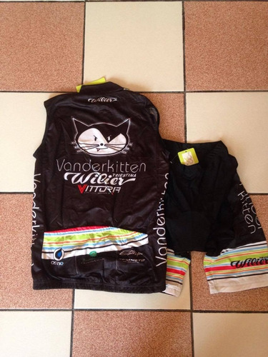 uniformes de ciclismo jersey + short