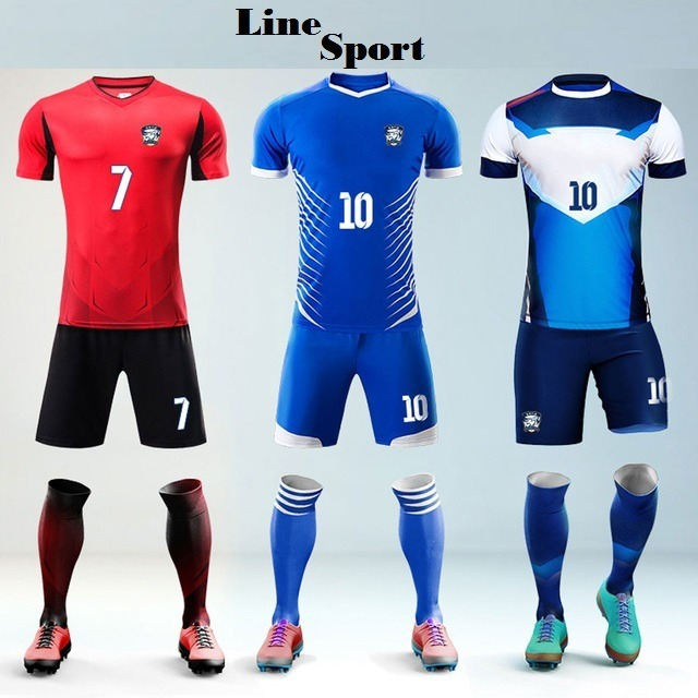 b08c01ff33475 Uniformes De Fútbol Completos