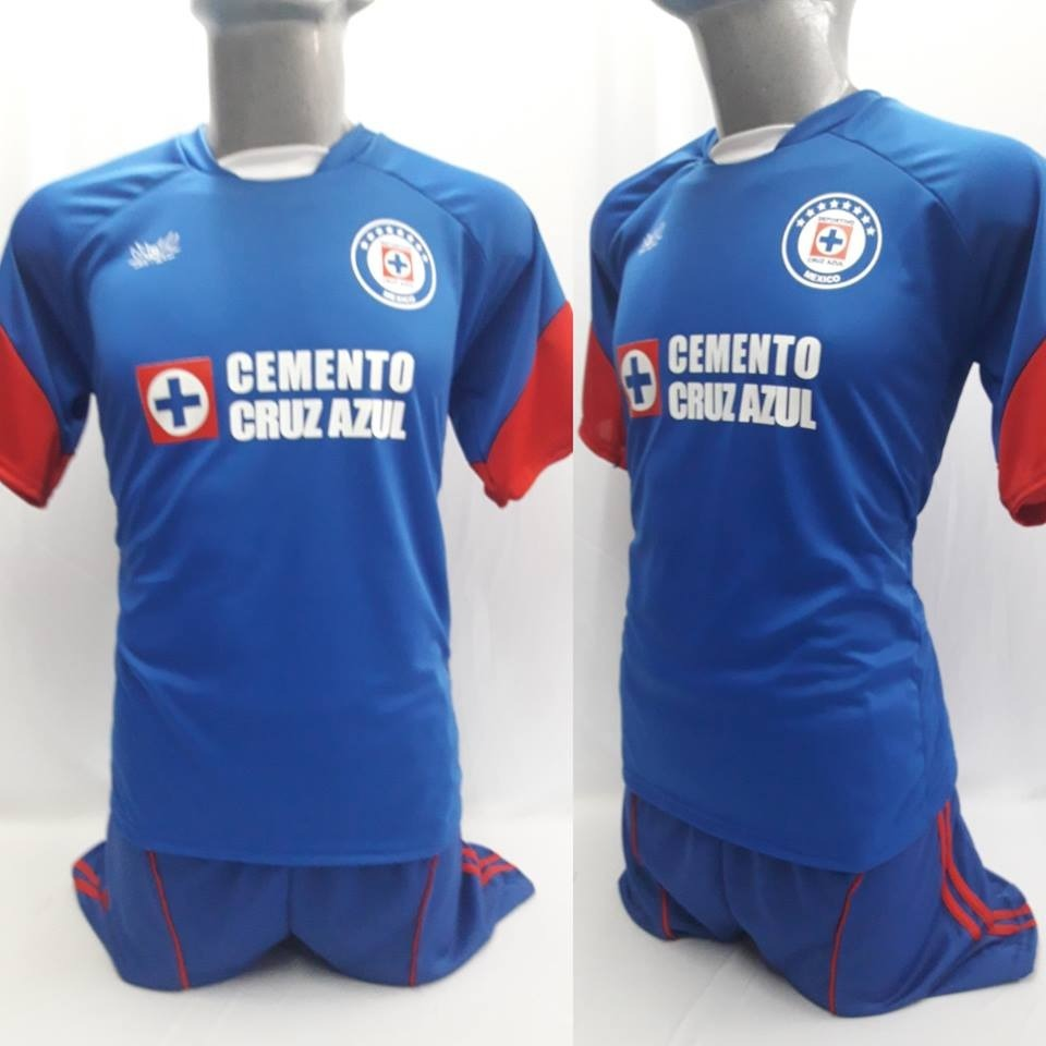 Uniformes De Futbol Económico. -   155.00 en Mercado Libre 4841e2992f6f9