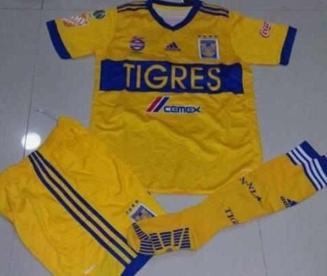 Uniformes De Futbol Economicos Completo Boca Junior Colombia ... b2316cef64704