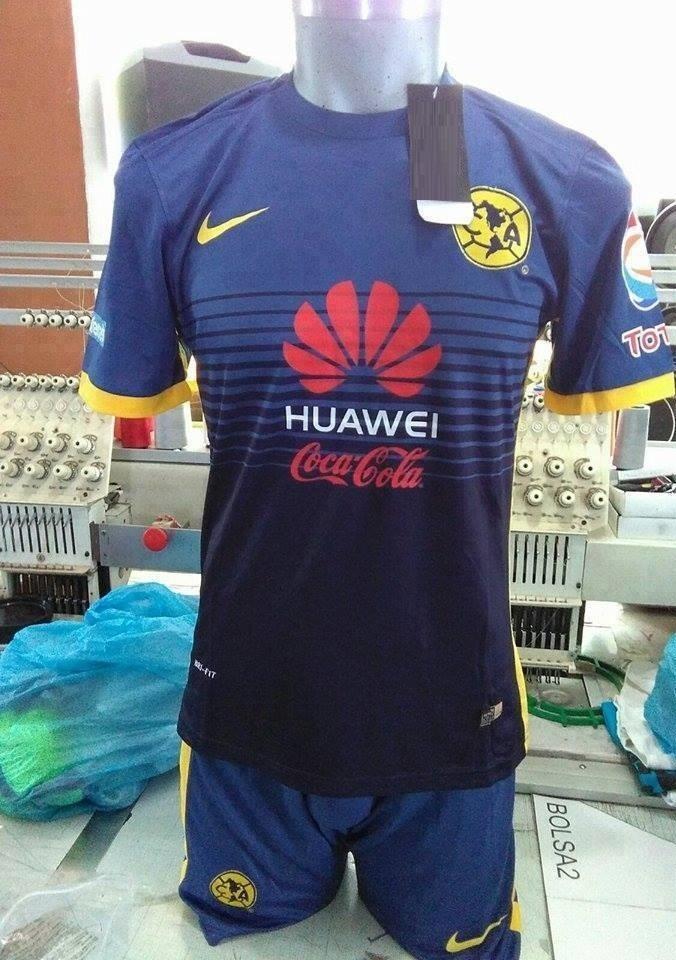 uniformes de futbol economicos completos america azul mexico. Cargando zoom. 563851a6df3c5