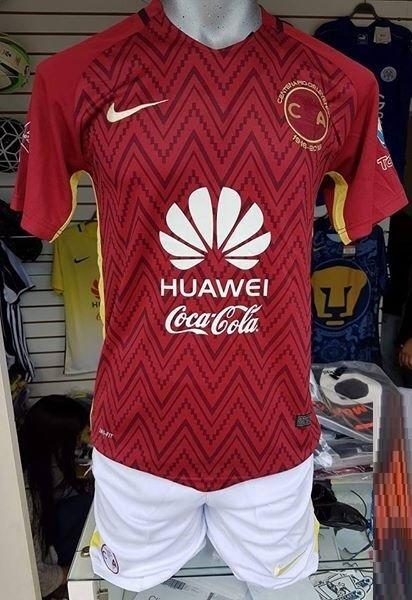 75ce8d4c5e05c Uniformes De Futbol Economicos Completos America Monterrey ...