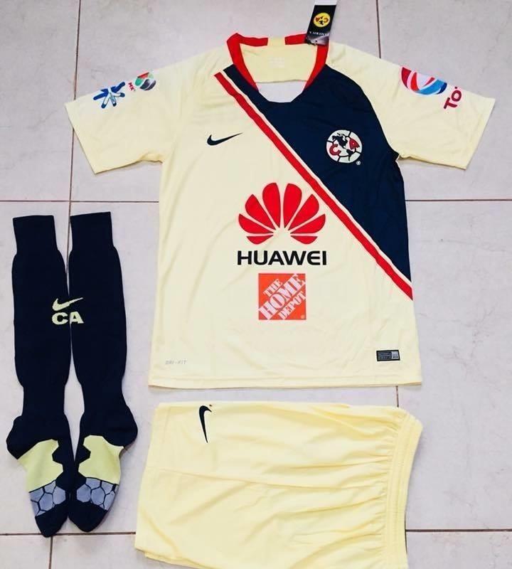 uniformes de futbol economicos completos america tijuana. Cargando zoom. 4b03367fc04d9