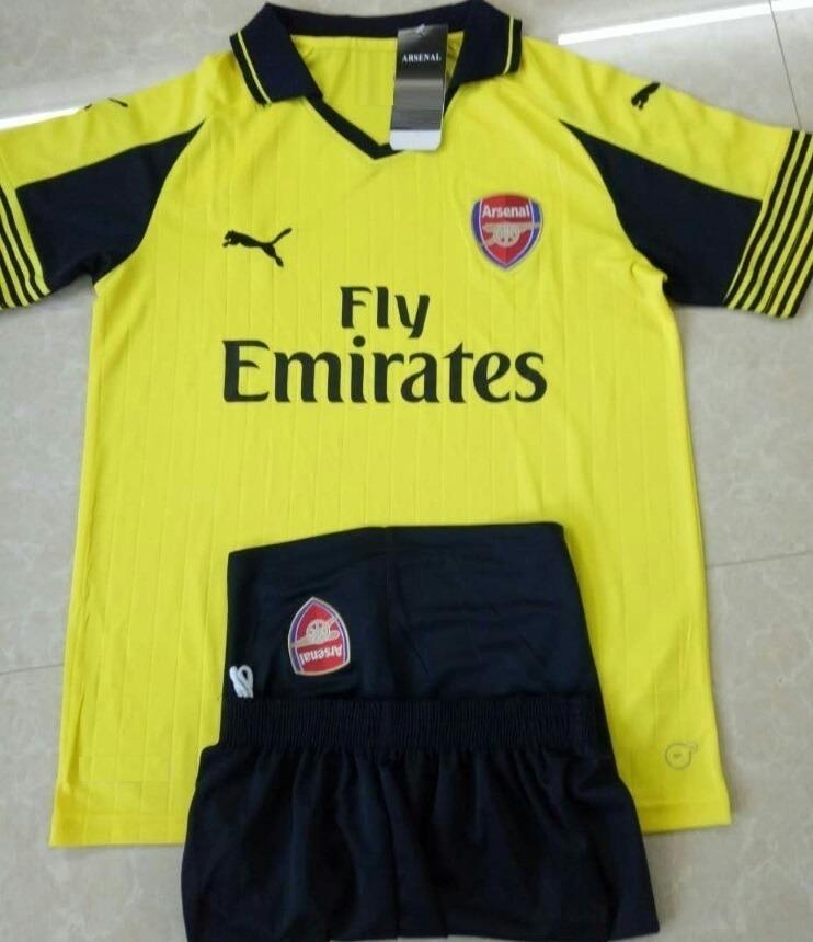 7e3dd2f0de0dc uniformes de futbol economicos completos arsenal monterrey. Cargando zoom.