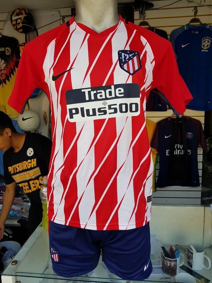 uniformes de futbol economicos completos atletico madrid psg. Cargando zoom. 10548f8d18be2