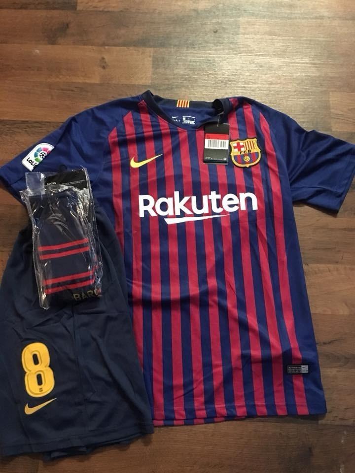 uniformes de futbol economicos completos barcelona colombia. Cargando zoom. 1ae00a80bc473