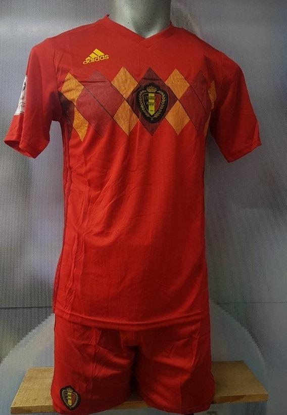 uniformes de futbol economicos completos belgica colombia. Cargando zoom. 802d2defceea7