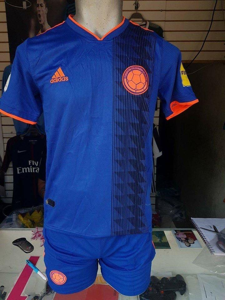 uniformes de futbol economicos completos colombia brasil. Cargando zoom. 2ca0e2a503a82
