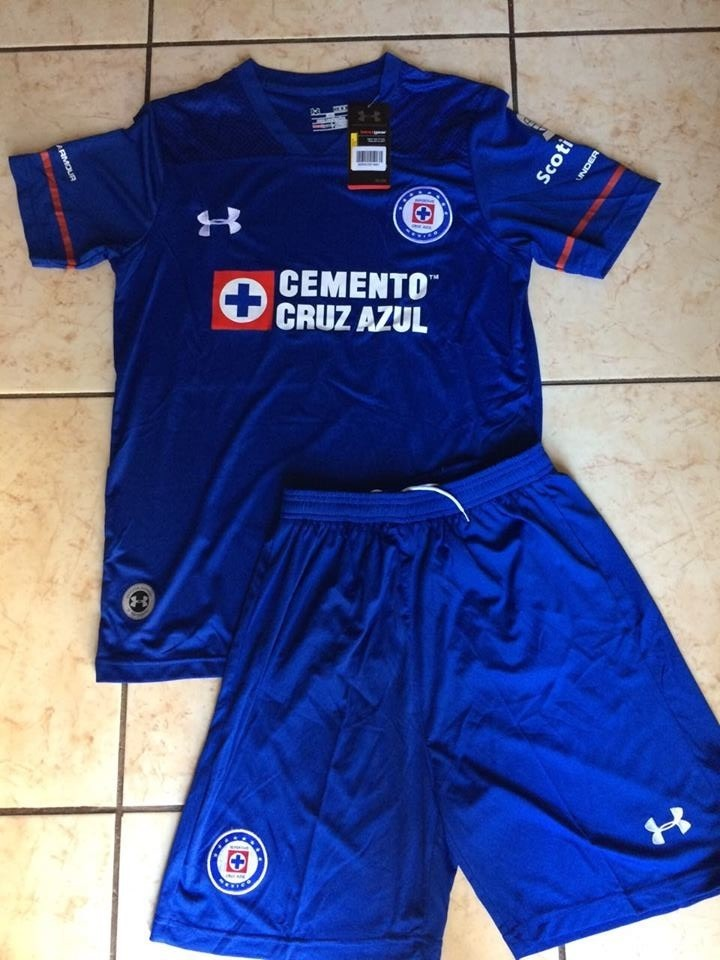 38a1a9ca69cbb uniformes de futbol economicos completos cruz azul barcelona. Cargando zoom.