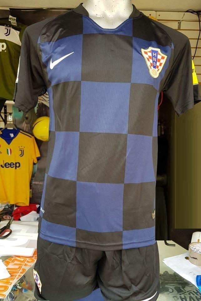 uniformes de futbol economicos completos francia croacia. Cargando zoom. e08232d308b10