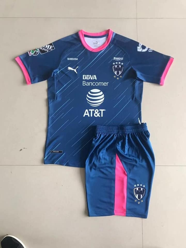 fd67a2664f788 uniformes de futbol economicos completos rayados monterrey. Cargando zoom.