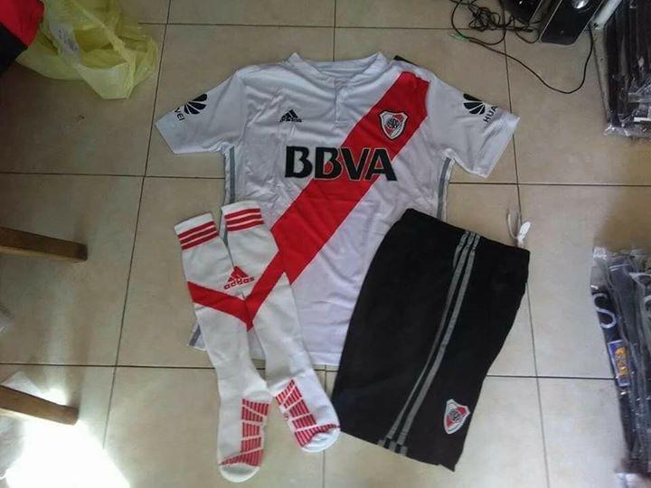 Uniformes De Futbol Economicos Completos River Boca Brasil ... a5253ad6905cc