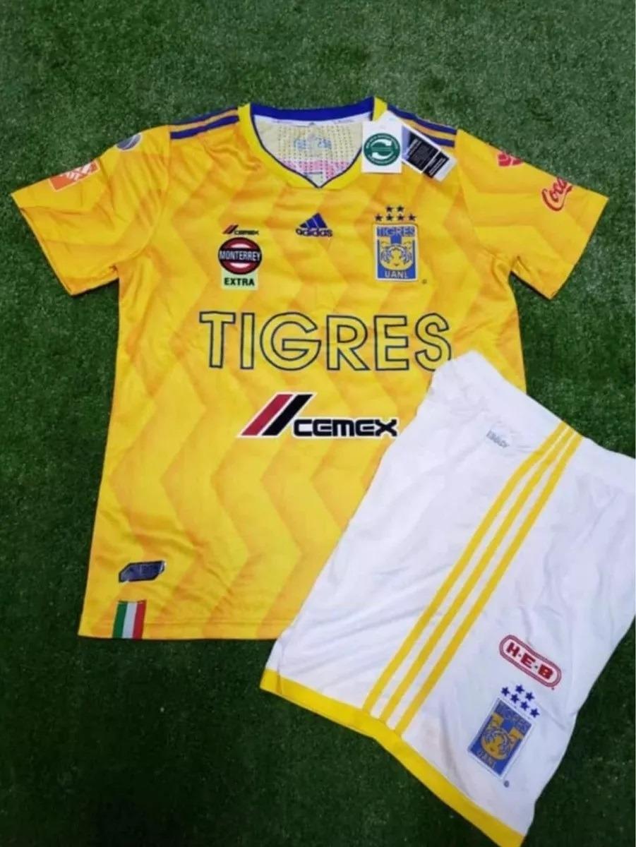 Uniformes de futbol economicos completos tigres monterrey cargando zoom jpg  901x1200 Uniformes monterrey futbol tigres 4f1e3cf0fb39b