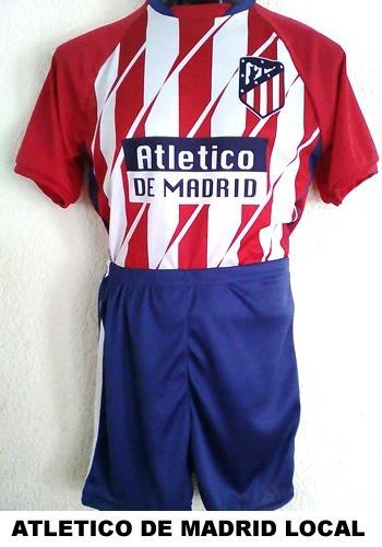 Uniformes De Futbol Infantiles Económicos Y Resistentes -   108.00 ... 4a661252a9d9e