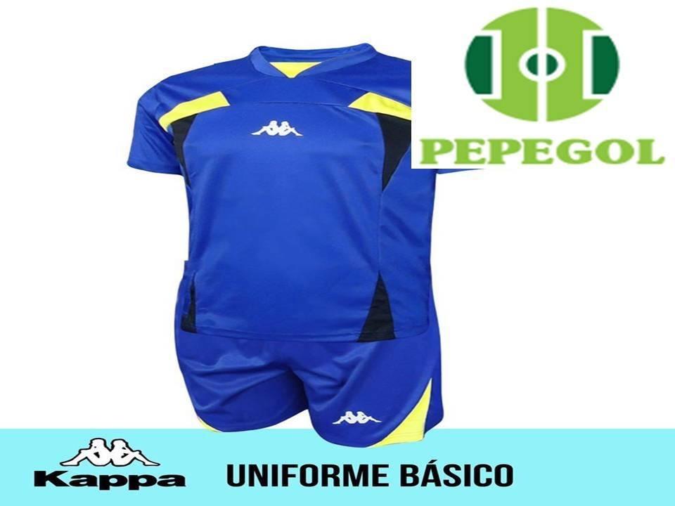 Uniformes De Futbol Kappa Varios Diseños -   289.00 en Mercado Libre 3eedadd228605
