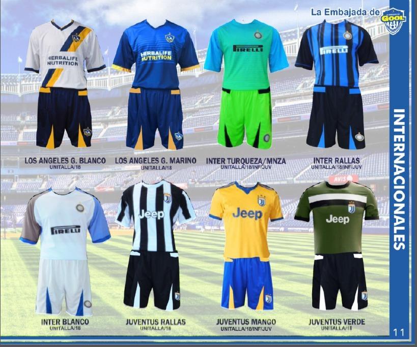 7bcbf24c04380 Uniformes De Fútbol Marca Gool -   350.00 en Mercado Libre