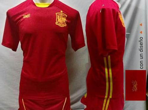 uniformes de fútbol modelos 2015 $120