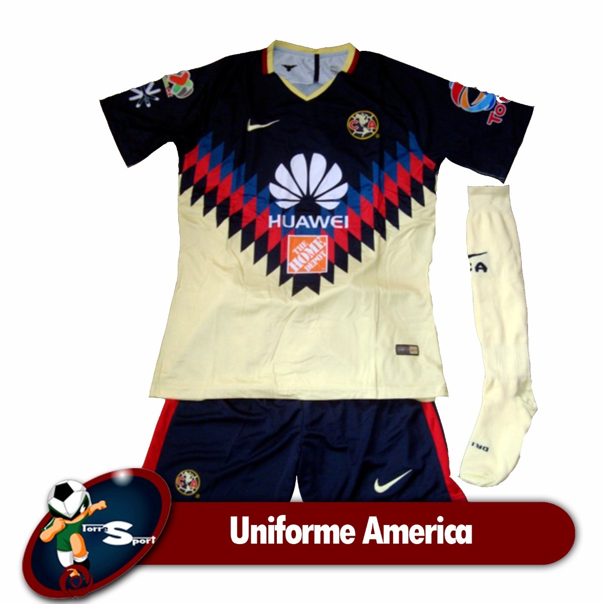929cefe6bcba3 uniformes de futbol originales liga mx clubes 2017 2018. Cargando zoom.
