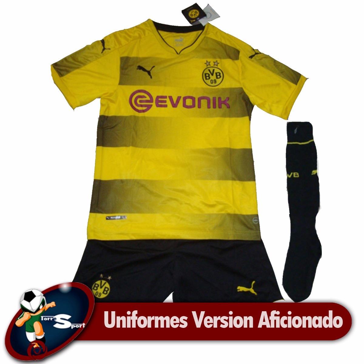 Uniformes De Futbol Originales Marca Puma Clubes 2017 -   499.00 en ... 68399edded19d