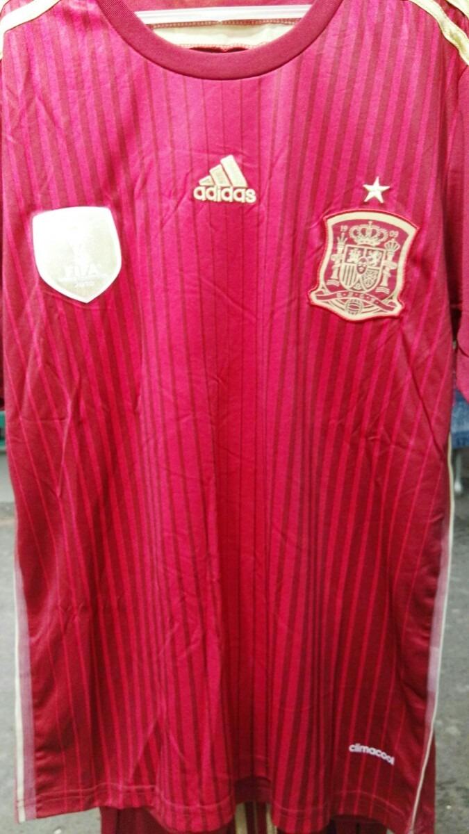 Uniformes De Futbol Selección España -   550.00 en Mercado Libre cd638741b5a13