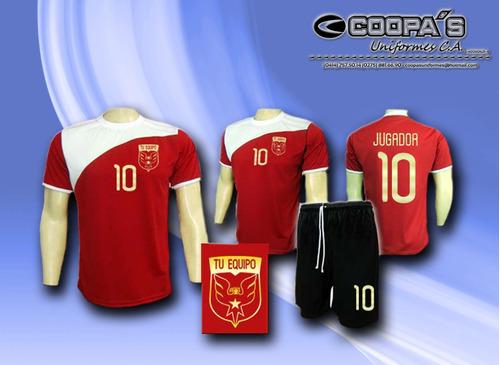 uniformes de futbol transfer entrega  en 24 horas