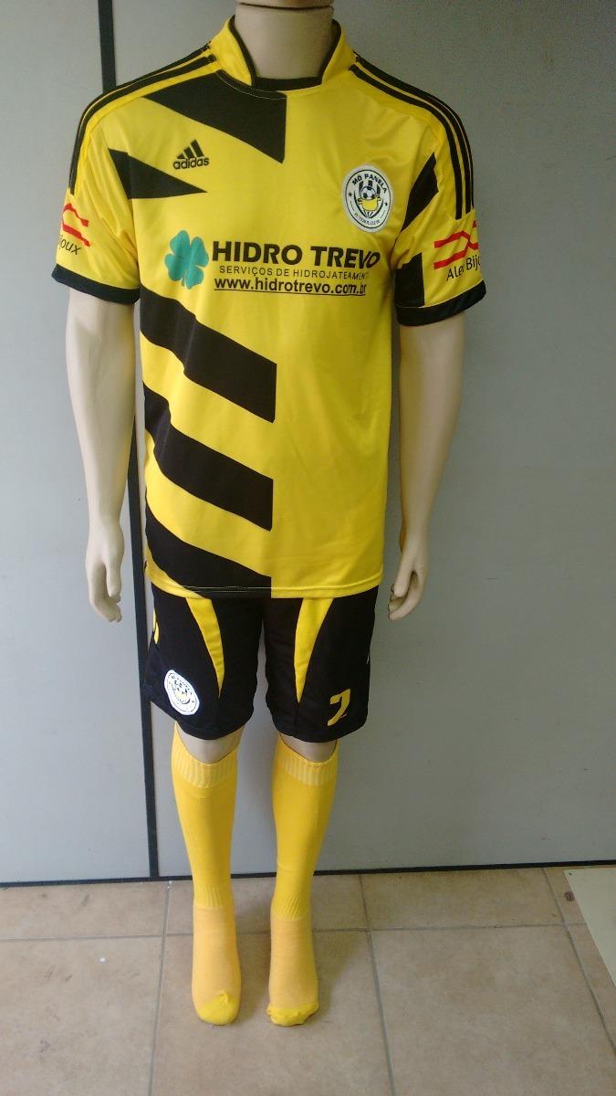 c064427fcb Uniformes De Futebol Em Sublimação Personalizados 22 Kits - R  1.760 ...