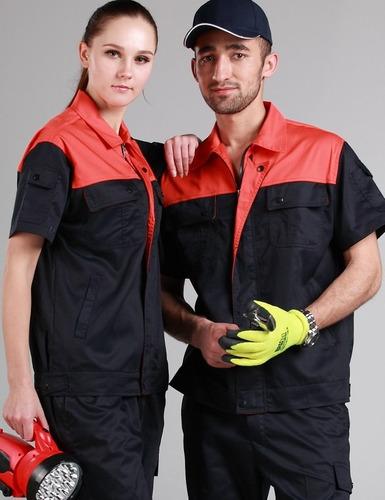 uniformes de personal de limpieza