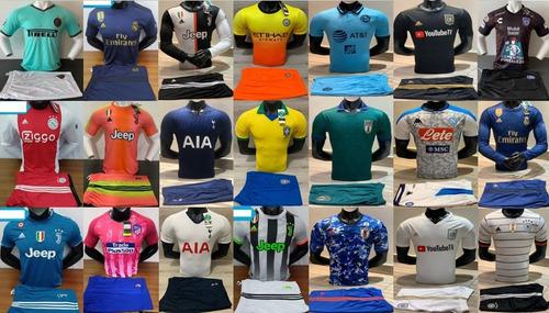 uniformes deportivos de fútbol