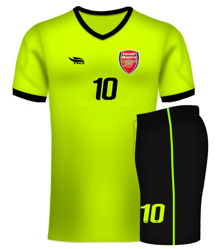 uniformes deportivos futbol. colores combinados. diseños rd. Cargando zoom. e4cbe27dc7f03