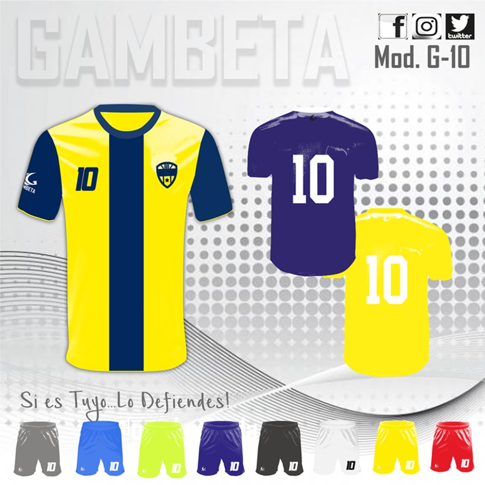 a4a7c17c87cf7 uniformes deportivos futbol futsal g10. Cargando zoom.