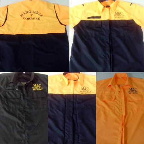 uniformes empresariales, deportivos y escolares