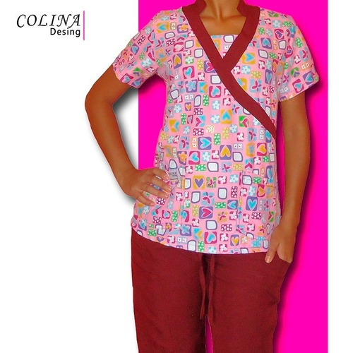 uniformes enfermera medico odontologo docente,modelo everest