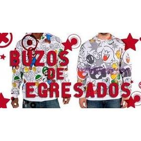 9819c1d5fd532 Buzos De Egresados 2018 - Uniformes en Mercado Libre Argentina