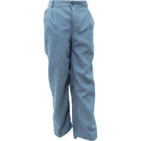 9594bb3dc017c Pantalón Escolar Con Resorte Polilana Gris Perla 4 A 16
