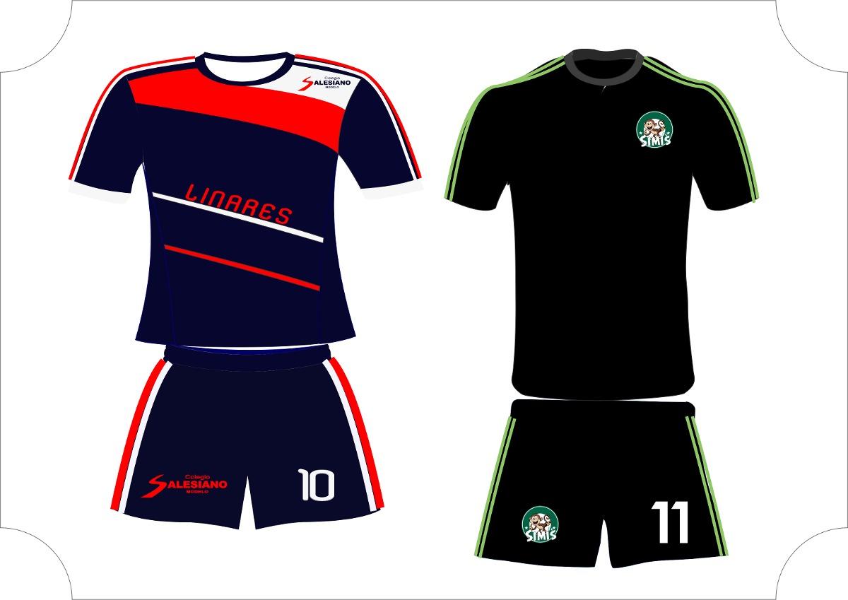 Uniformes Fútbol Alta Calidad Tallas Personalizadas -   170.00 en ... 838ff1b460ef3