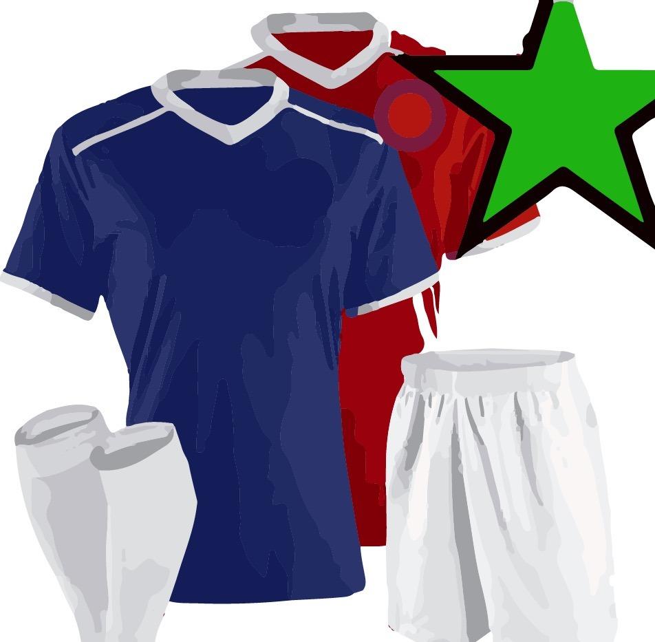 ef02928253b9b Uniformes Futbol Dama Con Silueta -   299.00 en Mercado Libre