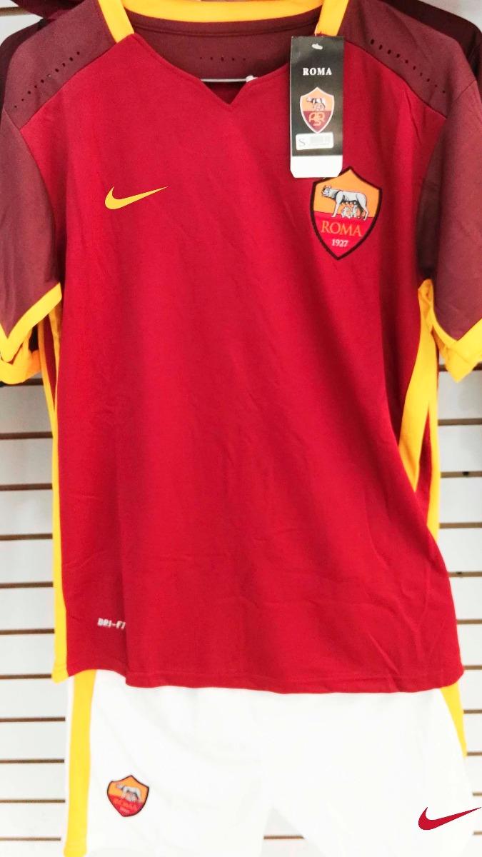 traje de futbol ROMA futbol
