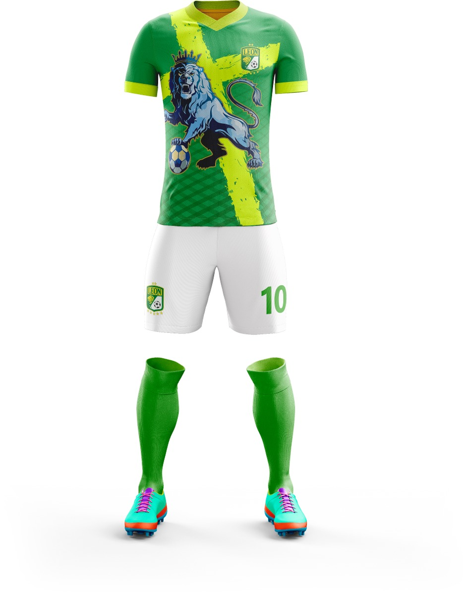 7d4f13de3dc97 uniformes fútbol - sublimación digital 100% mod quantum lion. Cargando zoom.