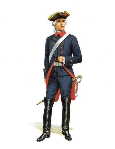 uniformes históricos fabricación  y creación
