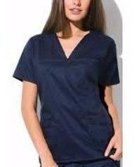 uniformes médicos jeans y chambray