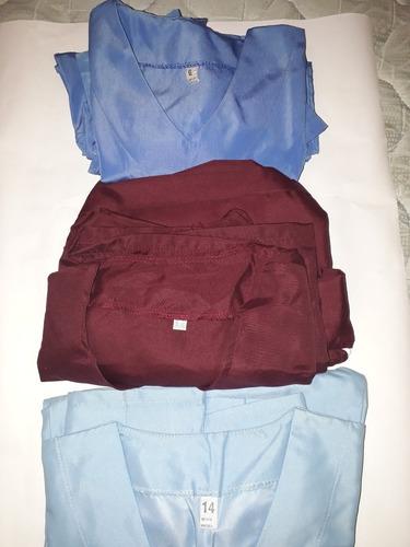 uniformes médicos, maestras