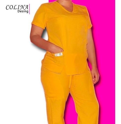 uniformes medicos, talla grande xxl, modelo silbury